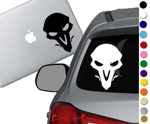 Sale! Overwatch Reaper -Vinyl Decal Sticker For cars, laptops, and more!