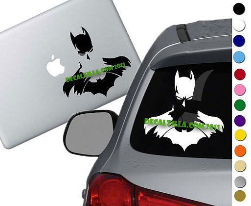 Batman - Vinyl Decal Sticker For cars, laptops, and more!