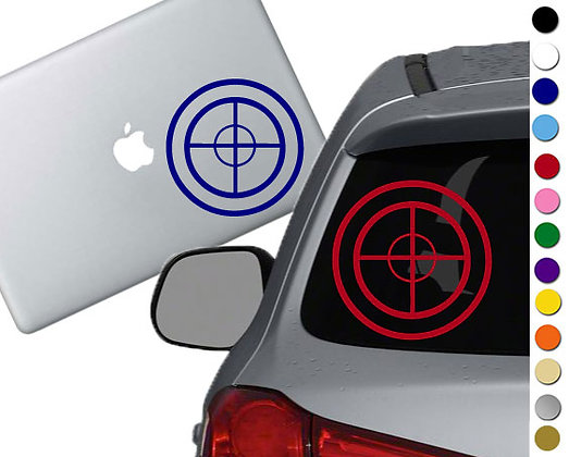 Team Fortress 2 - Sniper - Vinyl Decal Sticker - For cars, laptops and more!