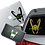 Thumbnail: Loki Helmet - Vinyl Decal Sticker For cars, laptops, and more!