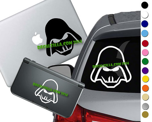 Sale! Darth Vader- Vinyl Decal Sticker For cars, laptops, and more!