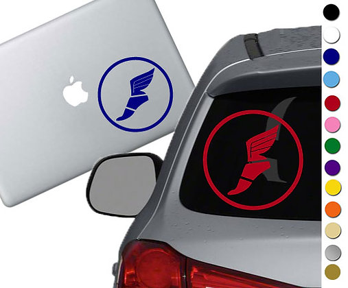 Team Fortress 2 - Scout - Vinyl Decal Sticker - For cars, laptops and more!