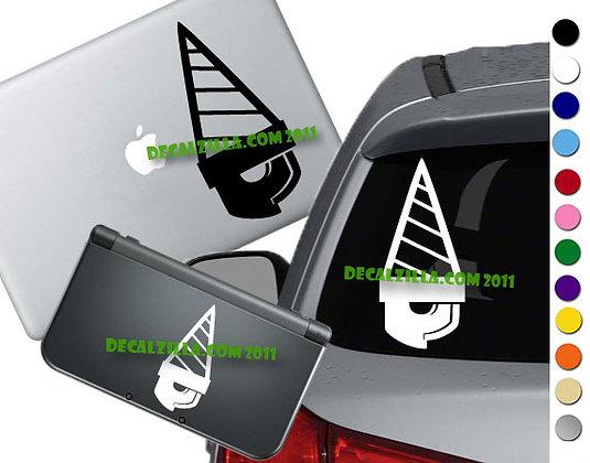 Sale! Gurren Lagann Drill -Vinyl Decal Sticker For cars, laptops, and more!