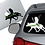 Thumbnail: Princess Mononoke- San - Vinyl Decal Sticker - For cars, laptops, and more!