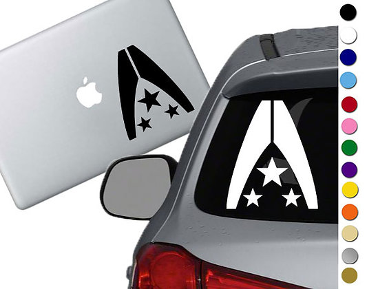 Mass Effect- Alliance - Vinyl Decal Sticker For cars, laptops, and more!