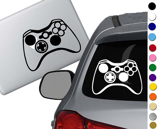 Sale! Xbox Controller -Vinyl Decal Sticker For cars, laptops, and more!