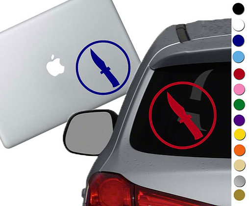 Team Fortress 2 - Spy - Vinyl Decal Sticker - For cars, laptops and more!