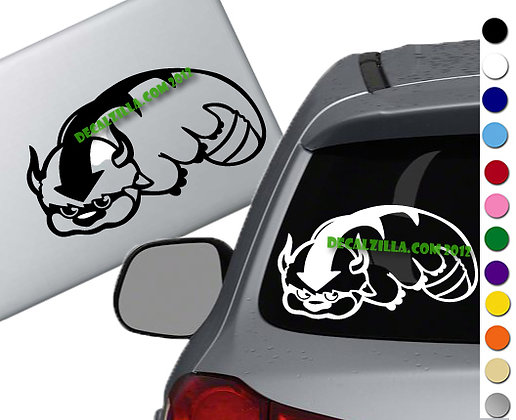 Avatar The Last Air Bender - Appa - Vinyl Decal Sticker - For cars and more!