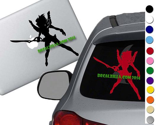 Kill La Kill - Vinyl Decal Sticker - For cars, laptops and more!
