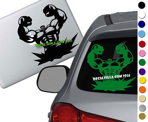 Hulk Smash - Vinyl Decal Sticker - For cars, laptops, and more!