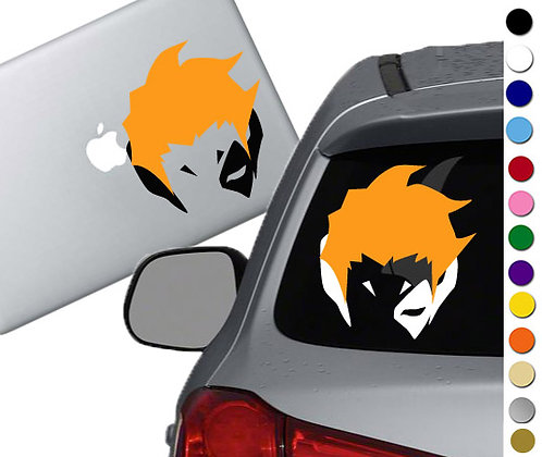 Overwatch - Moira - Vinyl Decal Sticker for cars, laptops, and more!