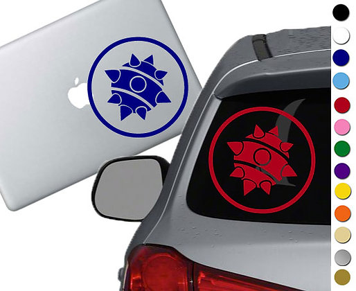 Sale! TF2 Demolition -Vinyl Decal Sticker For cars, laptops, and more!