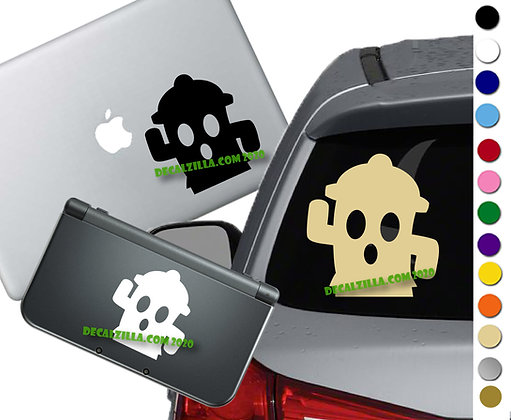 Animal Crossing Totem - Vinyl Decal Sticker For cars, laptops, and more!