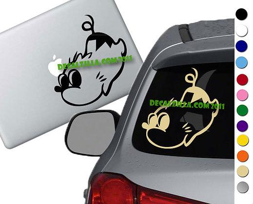 Gurren Lagann - Boota - Vinyl Decal Sticker - For cars, laptops and more!