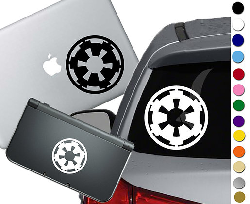 Star Wars Imperial - Vinyl Decal Sticker For cars, laptops, and more!