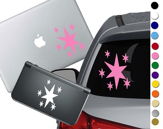 My Little Pony Twilight Sparkle Cutie - Vinyl Decal For cars, laptops, and more!
