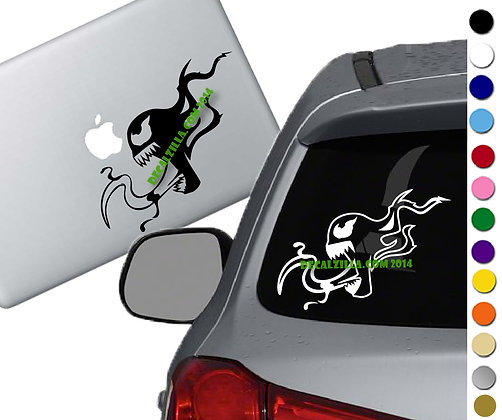 Venom - Vinyl Decal Sticker - For cars, laptops, and more!