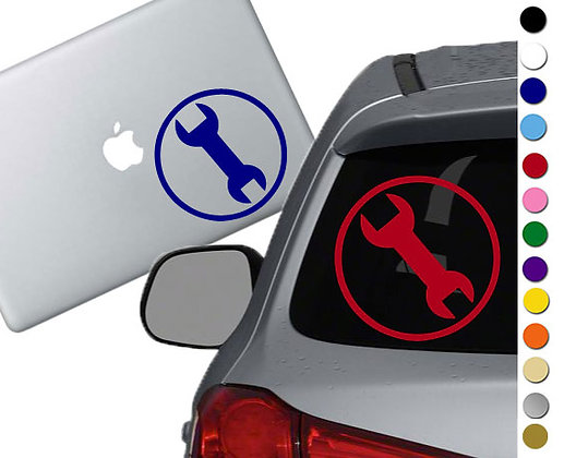 Team Fortress 2 - Engineer - Vinyl Decal Sticker - For cars, laptops and more!
