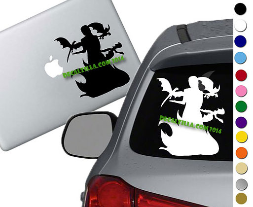 Sale! Game of Thrones - Khaleesi Vinyl Decal Sticker For cars, laptops, and more