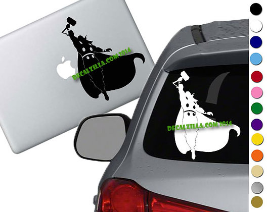 Thor - Vinyl Decal Sticker - For cars, laptops, and more!