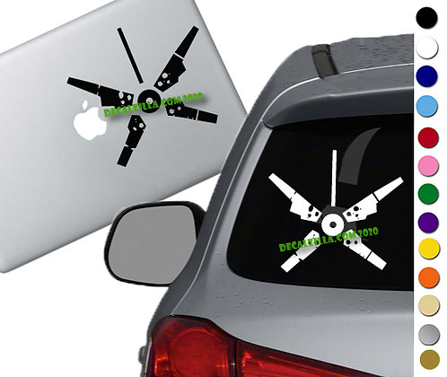Death Stranding - Vinyl Decal Sticker - For cars, laptops and more!