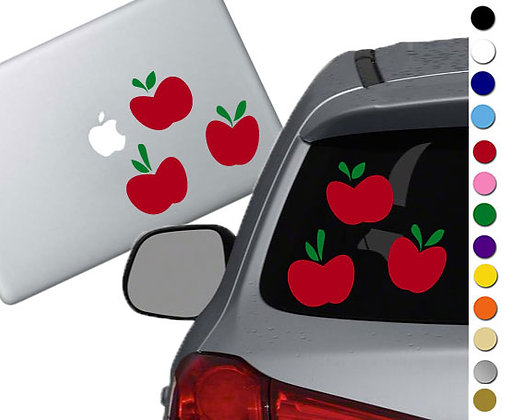 My Little Pony - Apple Jack Cutie Mark - Vinyl Decal Sticker For cars and more!