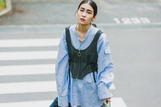cross dressing / 18SS展示会