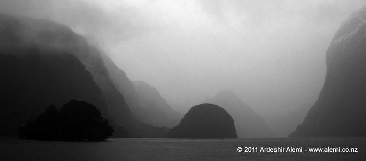 Doubtful Sound,New Zealand