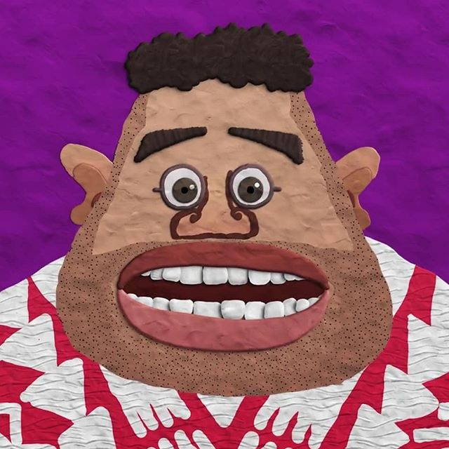 John Pulu animation  for TP
