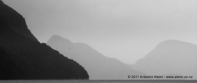 Doubtful Sound,New Zealand