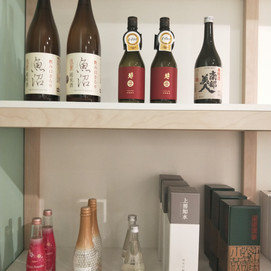 Sake Collections
