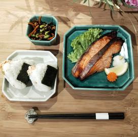 Miso Salmon Set Meal