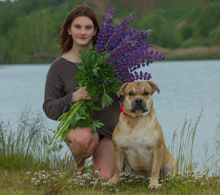 Hekate's Sacred Dogs Yantarka - 1 year 9