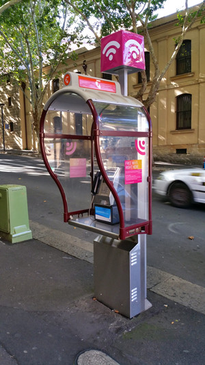 Did Telstra just break payphone regulation by making calls from them free?