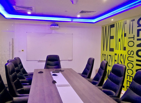 Achieve Business Growth By Investing In Your Conference Room