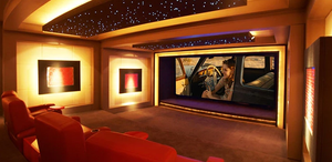 Home Theater Installation At Your Home