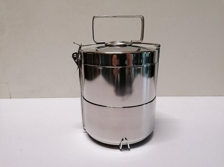 Speisebehälter / Speiseträger aus Edelstahl