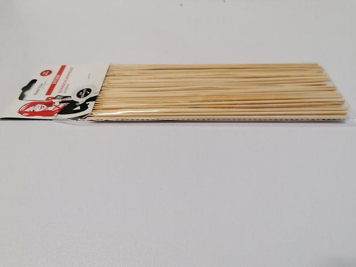 Schaschlikspieß aus Holz