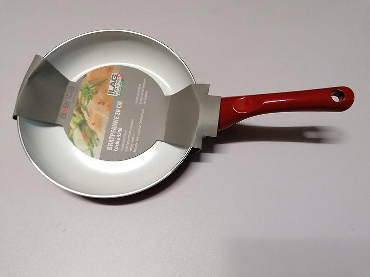 Aluminium-Stielpfanne mit Keramikbeschichtung