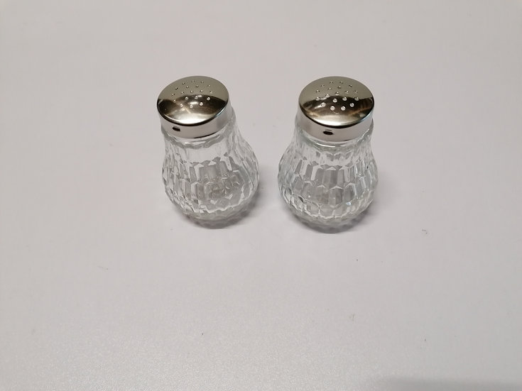 Salz- und Pfefferstreuer 2 er Set