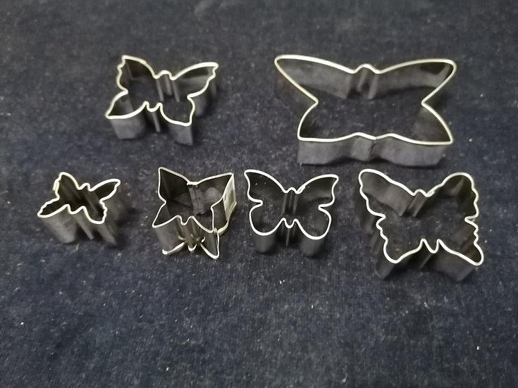 Schmetterling Ausstecher