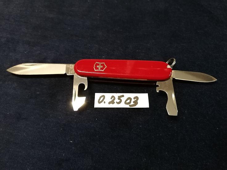 Taschenmesser Victorinox 0.2503,  10 Funktionen