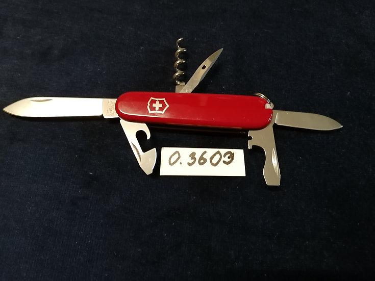 Taschenmesser Victorinox 0.3603,  12 Funktionen