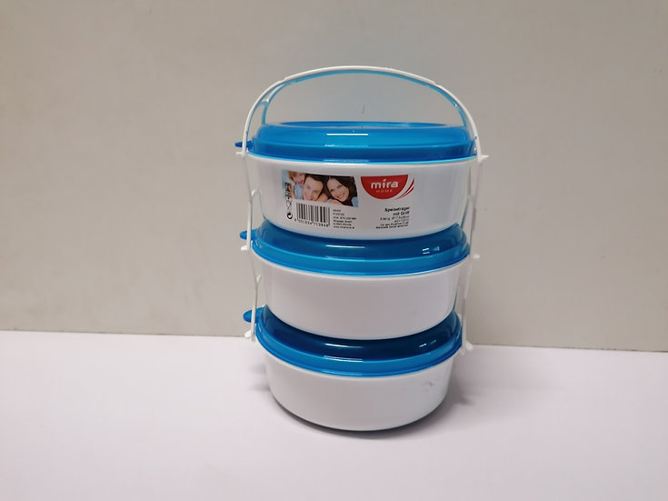 Speisebehälter / Speiseträger aus Kunststoff