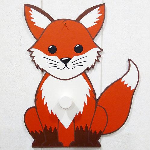 Patère renard