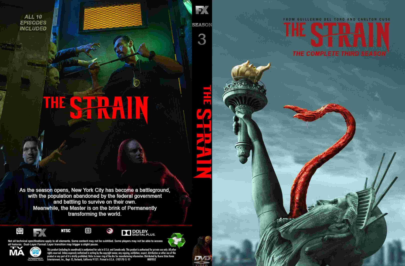 Strain Serie