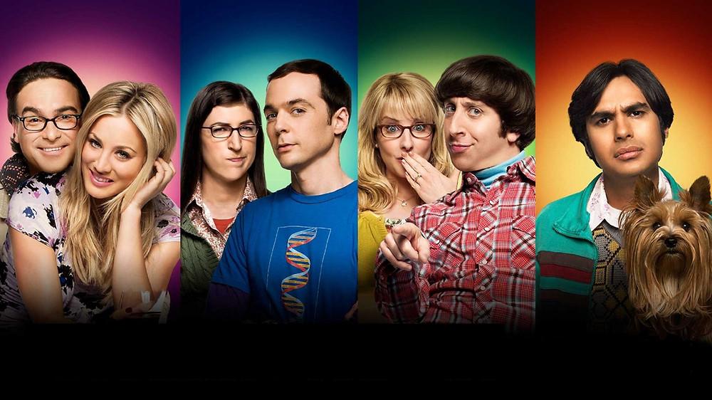 The Big Bang Theory Temporada 12 Finalizada Mega
