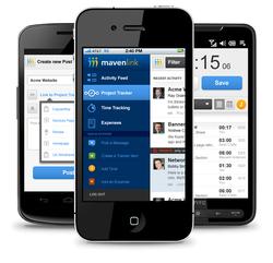 Mavenlink Mobile App