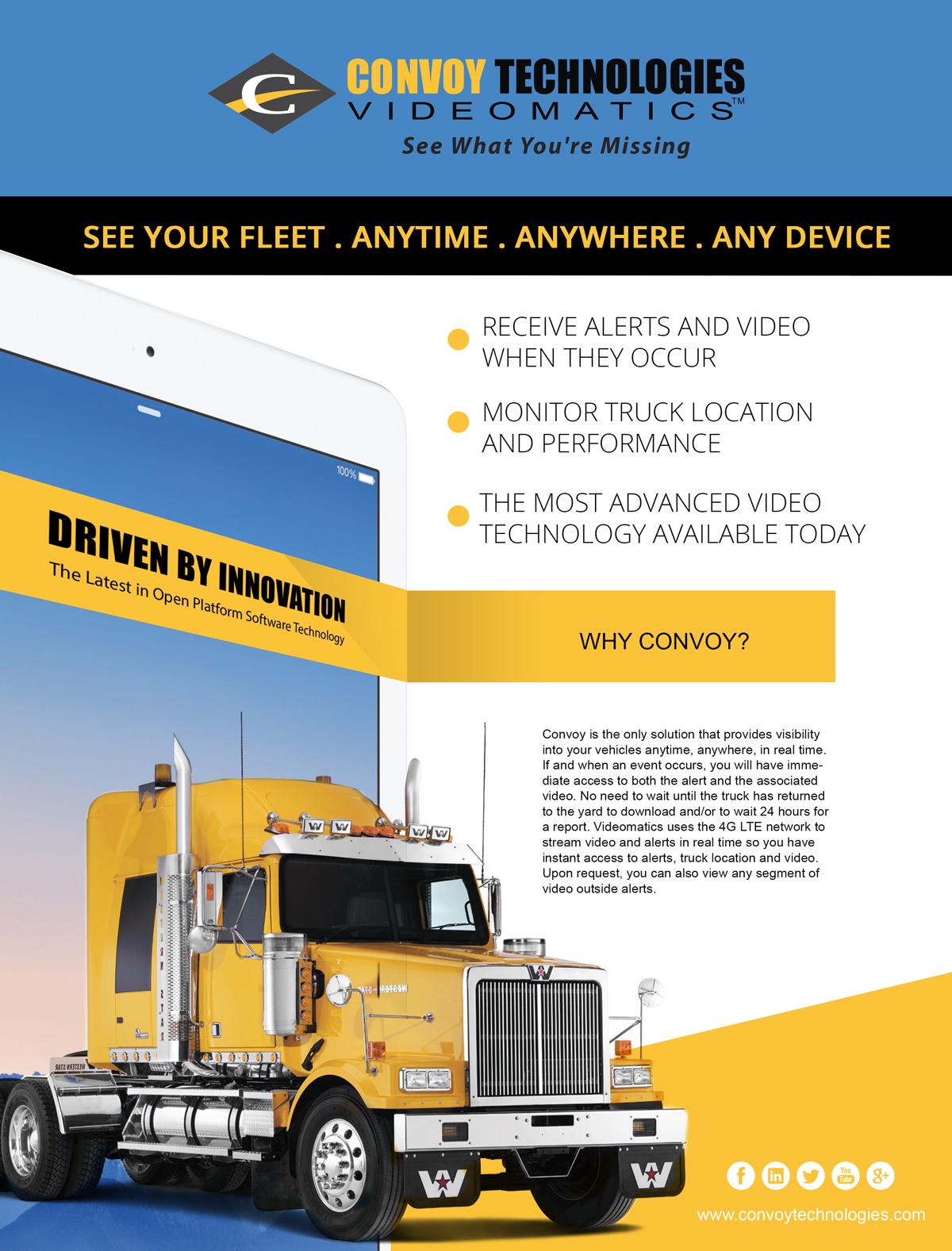 Convoy Magazine Ad