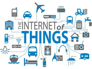 The Internet of Things Now and Soon